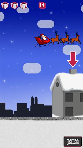 Droppy Santa