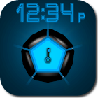 Pentagon Blue Go Locker theme icon