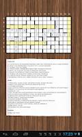 Screenshot of Crossword Kingdom