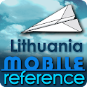 Lithuania - Travel Guide & Map icon