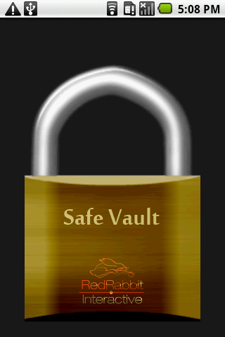 Safe Vault - screenshot