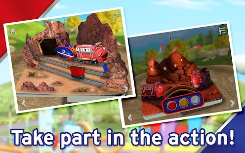 Chuggington Chug Patrol Book- screenshot thumbnail