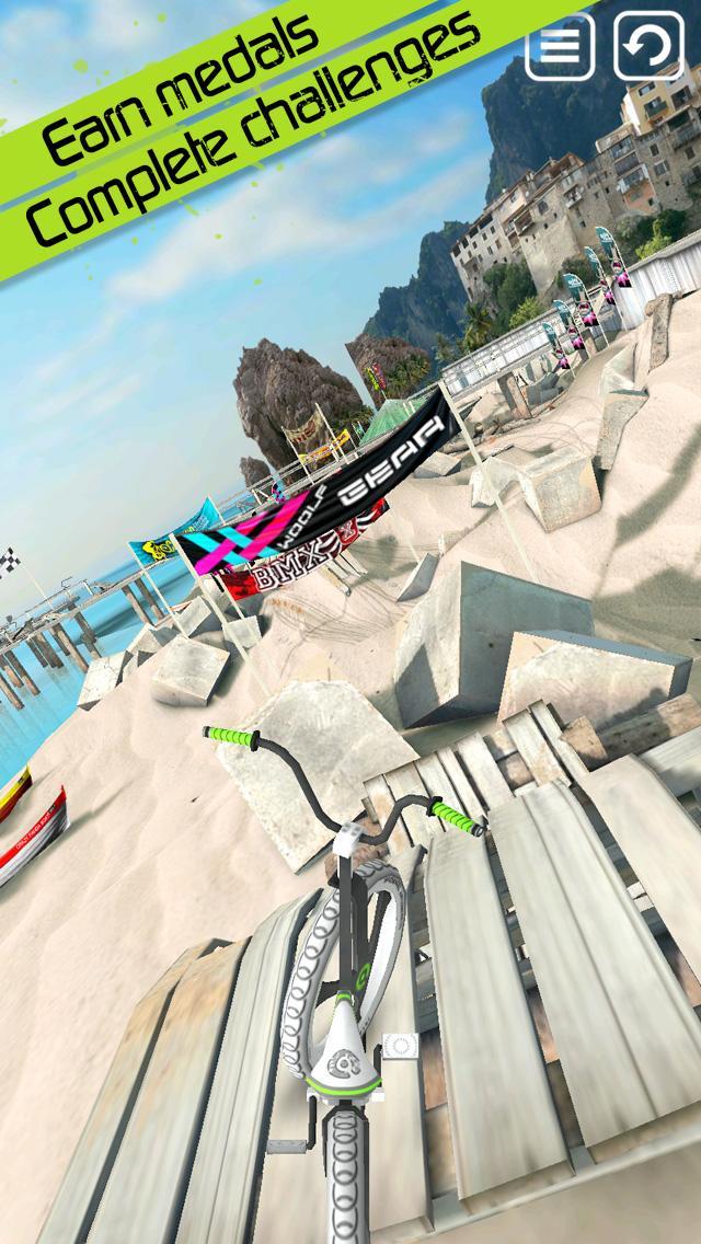 Touchgrind BMX screenshot #4