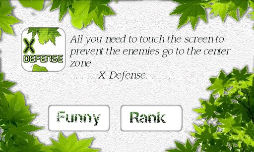 免費動作App X Defense 阿達玩APP