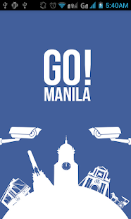 GO Manila- screenshot thumbnail