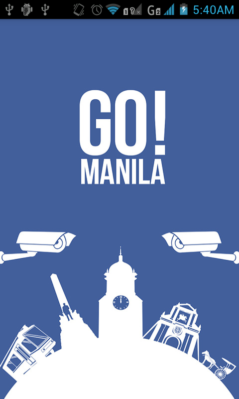 GO Manila- screenshot