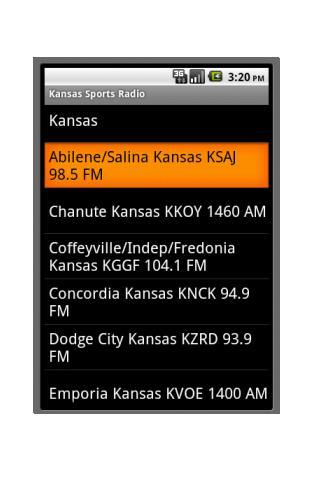 【免費運動App】Kansas Basketball Radio-APP點子