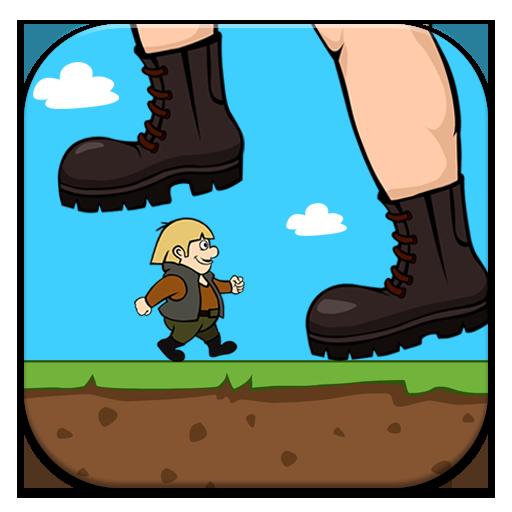 Giant Boots LOGO-APP點子