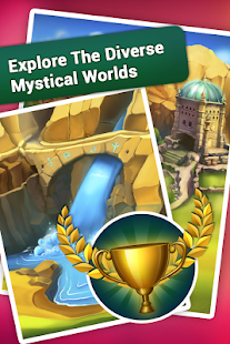 Lost Jewels - Match 3 Puzzle - screenshot thumbnail