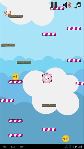 Bouncing Pig
