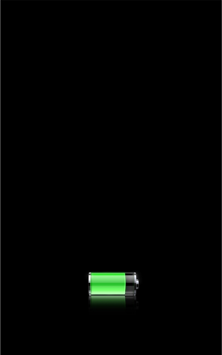 Battery saving background
