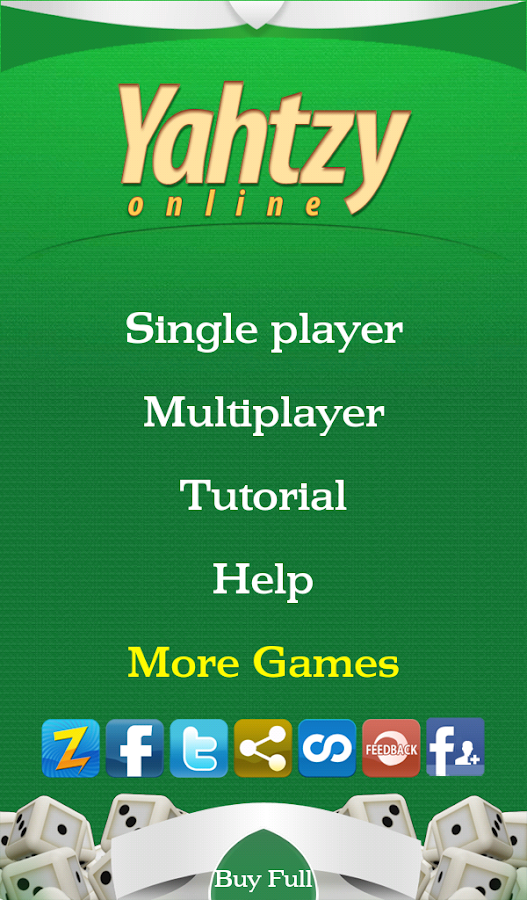 Yahtzy Online Lite- screenshot