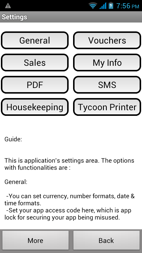 Receipt Template Rent Pdf Tycoon Smbinvoiceposbilling  Android Apps On Google Play Receipt Creator App Pdf with Consultant Invoice Template Pdf Tycoon Smbinvoiceposbilling Screenshot How To Make A Professional Invoice Word