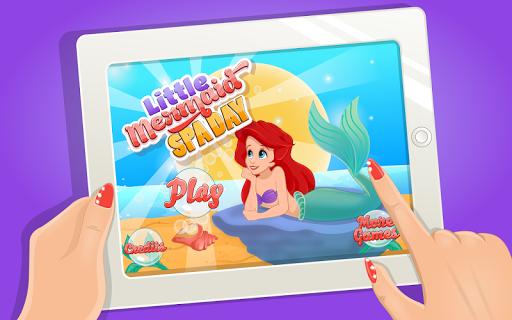 Mermaid Spa Bathing and Care