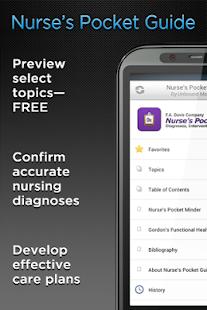 Nurse's Pocket Guide- screenshot thumbnail