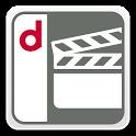 dビデオ -映画、ドラマ、BeeTV 動画ならディービデオ- icon
