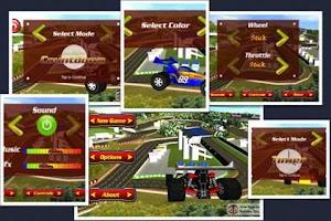 Screenshot of Circuit Racer 3D Racing Game