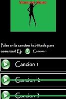 Screenshot of Romanticos Demo