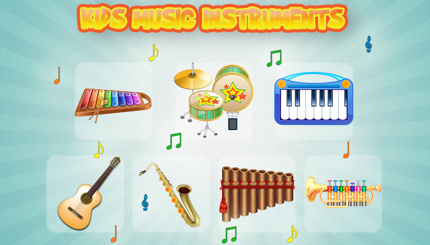 Kids Music Instruments Sounds- screenshot