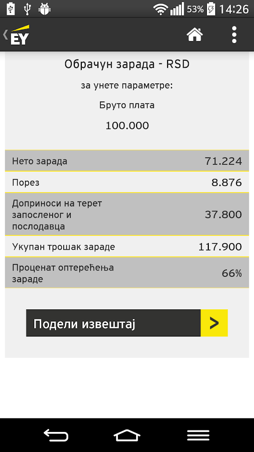 EY Tax Serbia- screenshot