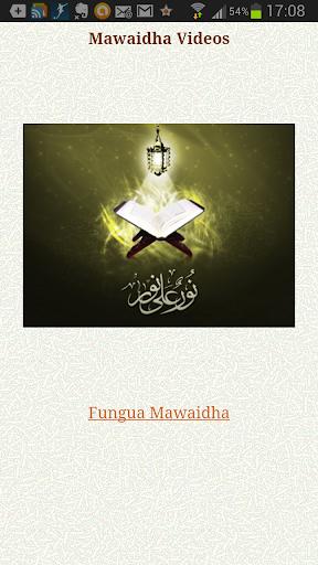 Mawaidha