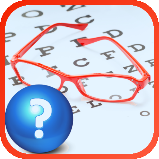 Reading Glasses Vision Test LOGO-APP點子