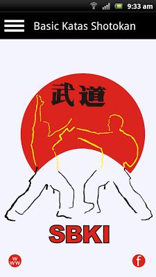 Basic Katas Shotokan free - screenshot