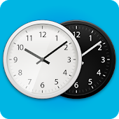 Me Clock - widget zegara