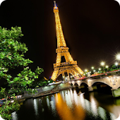 Night Eiffel Tower Wallpaper