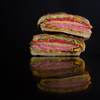 Muffuletta, the Only Hero We Know