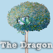 The dragon interactive book