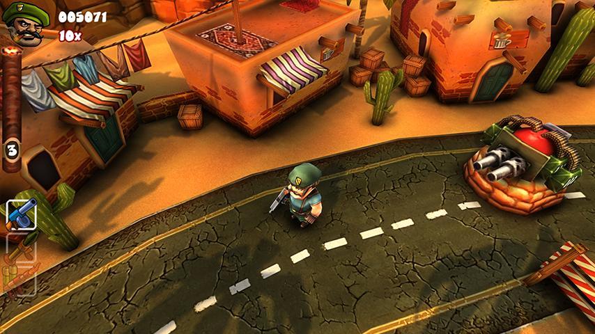 Guerrilla Bob THD screenshot #6