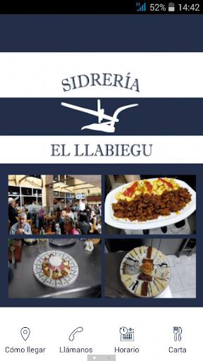 Sidrería Llabiegu Gijón