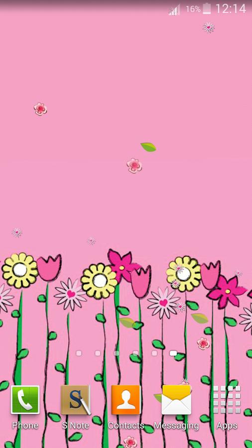 Fondos de Pantalla para Niñas - Aplicaciones Android en Google Play