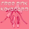 Free Pink Keyboard icon