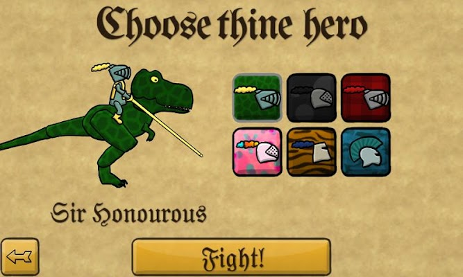 Dino Joust! - screenshot