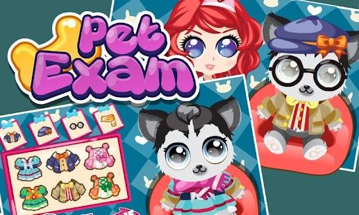 Pet Care Doctor Exam 休閒 App-愛順發玩APP