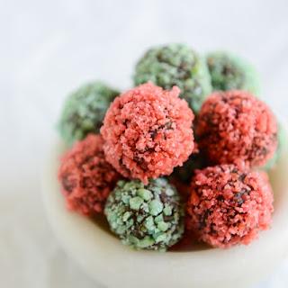 Pop Rocks Firecracker Truffles.
