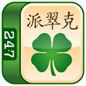 St. Patrick's Day Mahjong logo