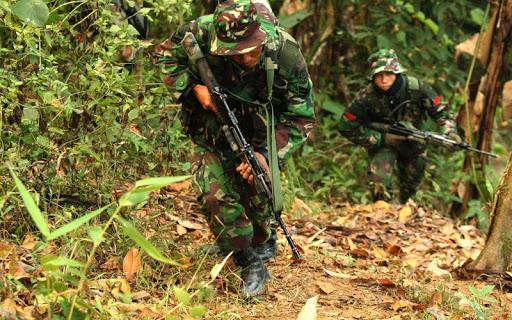 Jungle the sniper