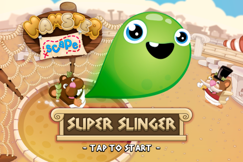 Hamsterscape: Super Slinger