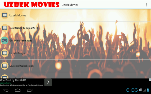 Uzbek Movies