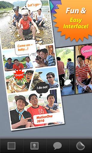 2-AnDrOiD برنامج اضافة مؤثرات على الصور PhotoShake Pro v1 8