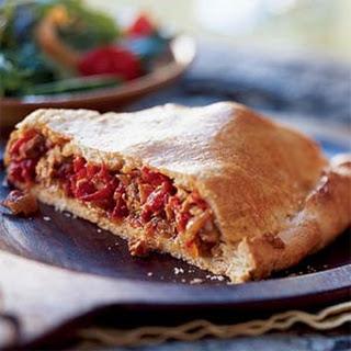 Empanada Gallega (Galician Pork and Pepper Pie).