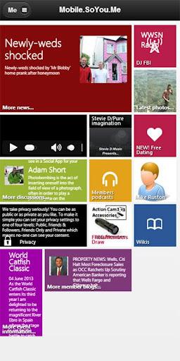 SoYou.Me Social App