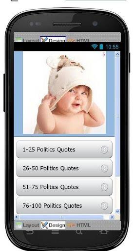 Best Politics Quotes