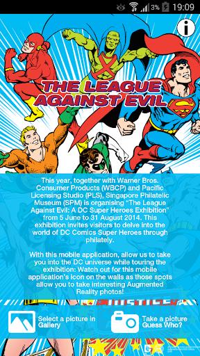 The League Against Evil SPM