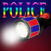 Police LED torch