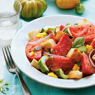 Tomato Panzanella