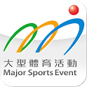 """M"" Mark Events App icon"